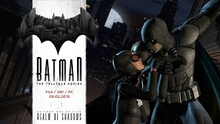 Batman - The Telltale Series - Világpremier Trailer