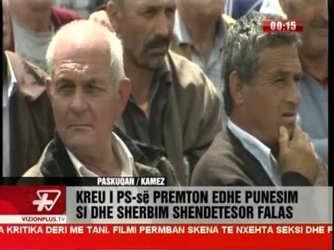 News Edition in Albanian Language - Vizion Plus - 2013 May 25 - 15:00