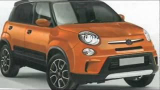 PREVIEW 2014 Fiat L-Zero @ 500 4-door