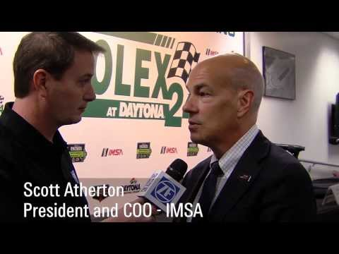 ZF Race Reporter USA 2014 - Rolex 24 At Daytona 1/3