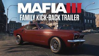 Mafia III - Family Kick-Back Trailer