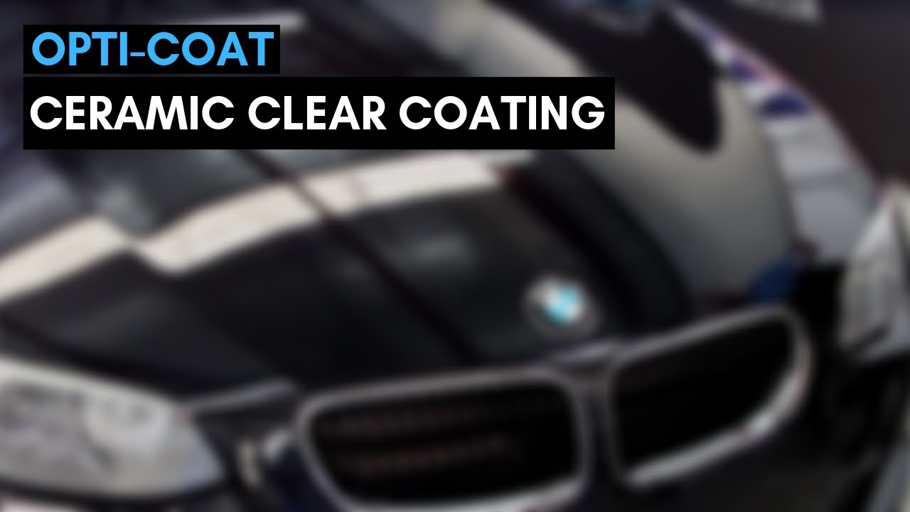 Optimum Opti Coat Ceramic Clear Coating Youtube