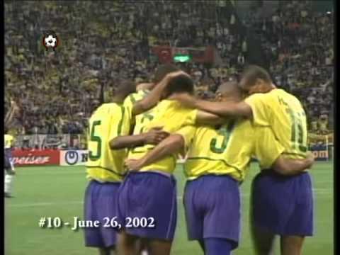 15 bàn thắng đẹp nhất của Ronaldo qua các kỳ World Cup