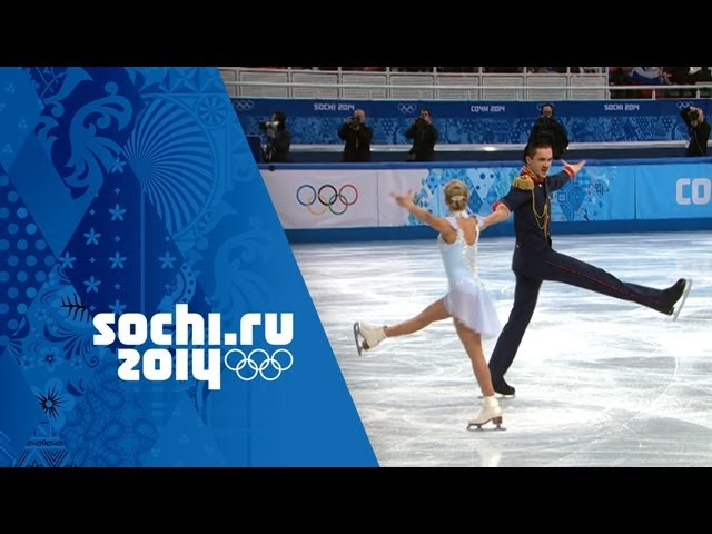 Team Figure Skating - Pairs' Short Program Qualification | Sochi 2014 Winter Olympics