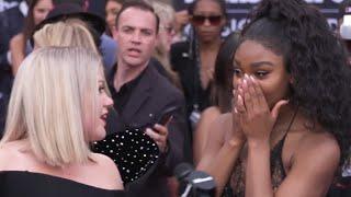 15 Celebrities Meeting Their Celeb Crush/Idol (AWKWARD)