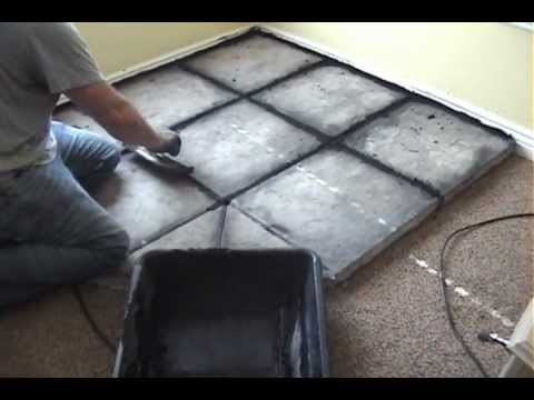 How To Build A Hearth For A Wood Burning Stove Youtube