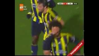 Fenerbahçe 4-1 Bursaspor Maçı özeti Golleri Izle 10.03