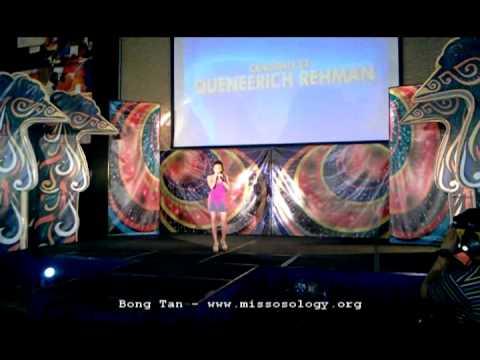 Queenie Rehman - Beatbox - Miss World Philippines 2012 Talent Competition (Missosology.org)