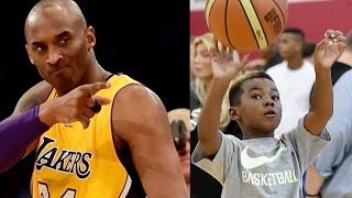 "Kobe Bryant Wants to TRAIN LeBron James Jr: ""I'll Fix Him"""