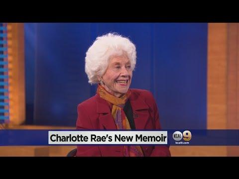 Veteran Actress Charlotte Rae, Of 'Facts Of Life,' Releases New Memoir