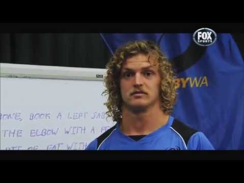 Rugby HQ: Honey Badger 101 | Super Rugby Video 2014 - Rugby HQ: Honey Badger 101 | Super Rugby Video