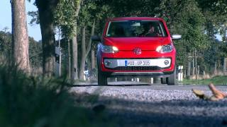 Testfahrt: VW Cross Up! (2014)