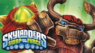 SKYLANDERS SWAP FORCE BONUS MISSION MAP FRIGID FRIGHT