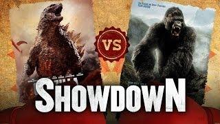 Godzilla vs. King Kong - Who Would Win In A Battle? Showdown HD