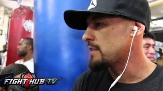 Robert Guerrero Wants Mayweather Rematch, Talks Canelo