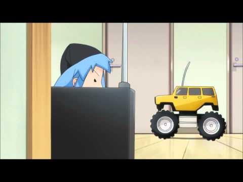 Mini Squid Girl Short Story 1, Shinryaku! Ika Musume - Mini Squid Girl Short Story 1