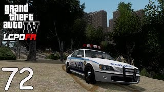 GTA IV: LCPDFR v0.95 - Patrolling the streets | Episode 72 (HD)