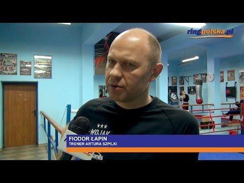Fiodor Łapin: Szpilkę aż trzęsie przed tą walką