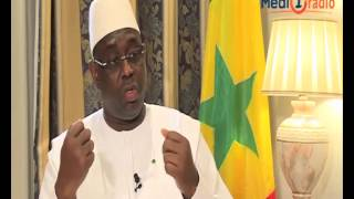 Macky Sall au Maroc - Entretien Exclusif