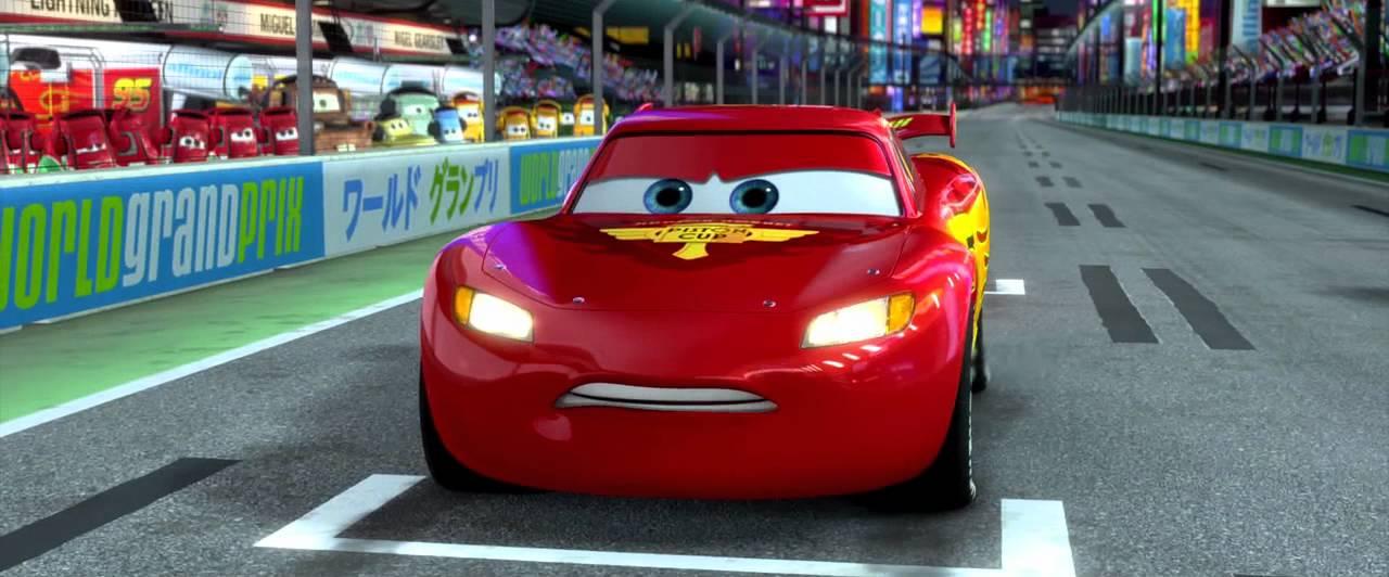 Cars 2: Japan Race -