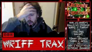 ECW DECEMBER TO DISMEMBER - WRIFF TRAX