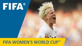 HIGHLIGHTS: USA v. Australia - FIFA Women's World Cup 2015 - Duration: 2:30.