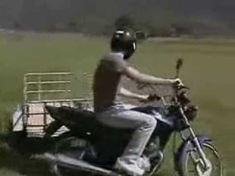 Carretinha para moto, reboque para moto, vídeo demonstrativo da www.rodomotos.com.br