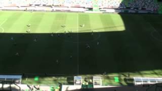 II LIga :: 10j :: Sporting B - 3 x Moreirense - 2 de 2013/2014