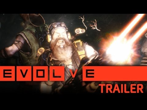 Happy Hunting (Evolve)