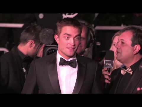 2014 Cannes Robert Pattinson ENJOYING Without Kristen Stewart