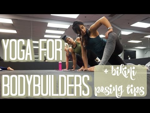 Yoga for Competitors, Posing Tips, & Arnold 2017 Schedule