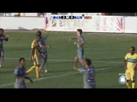 Itabaiana 4x0 Frei Paulistano - Hexagonal do Campeonato Sergipano 2017