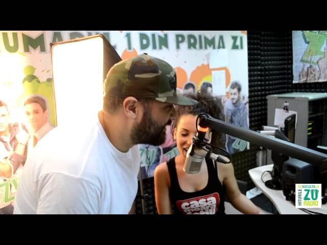 Grasu XXL si Ami canta muzica din popor la Radio ZU
