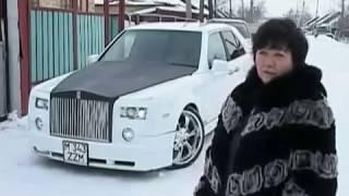 Mercedes W124 Rolls Royce Phantom Transformation