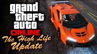 GTA Online The High Life Update [All DLC Contents]