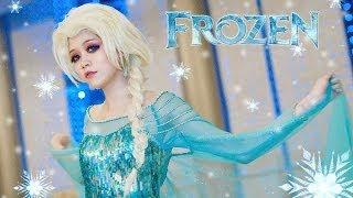 Frozen: Let It Go Cosplay Show Thailand Comic Con