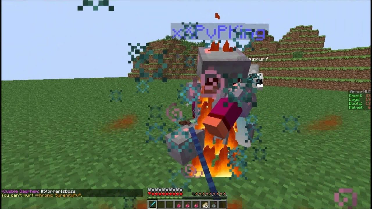 Displaying 18> Images For - Minecraft Pvp Fight...