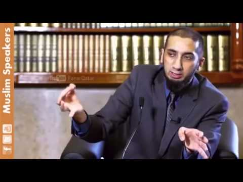 Scary The Least Punishment in Hell Fire by Ustadh Nouman Ali Khan