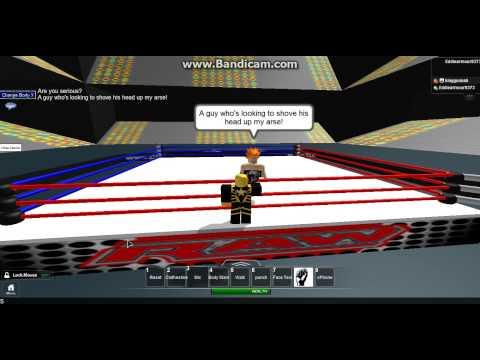ROBLOX WWE Royal Rumble Matchup (Sheamus Returns)