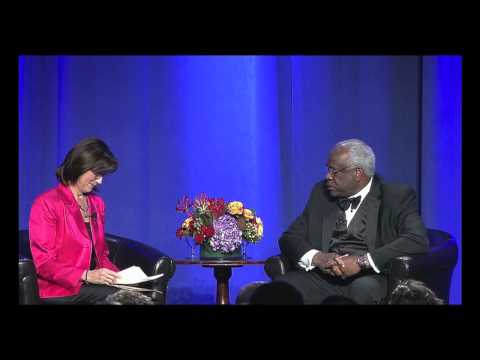 An Interview with Justice Clarence Thomas 11-14-2013