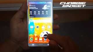 Android Note 3 N9006 V2 MTK6582 Quad Core 1GB Ram 13MP