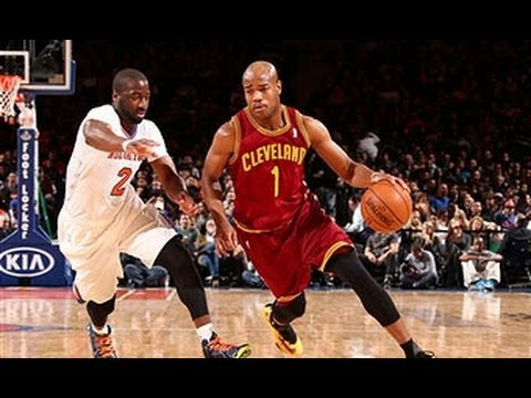 Jarrett Jack's 31 Points Helps Cavs Snap Knicks' Win Streak