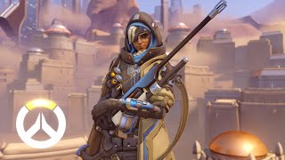 Overwatch - Introducing Ana