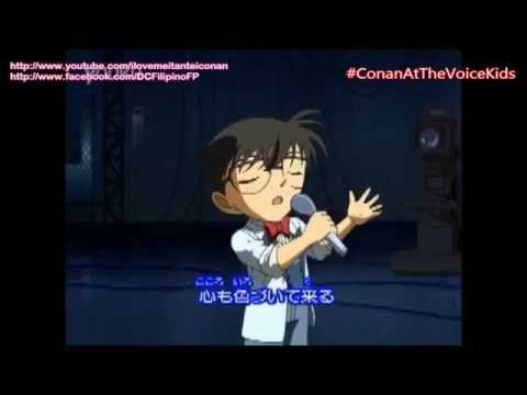 Conan At The Voice Kids
