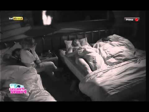 ss4 - tierry apanhado falar a dormir e Luis da dois peidos