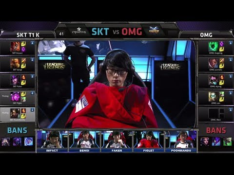 OMG vs SK Telecom T1 K | Game 3 Grand Finals All-Star 2014 | SKT T1 K vs OMG G3