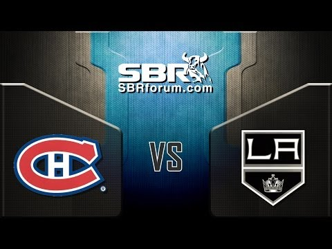 NHL Picks: Montreal Canadiens vs. Los Angeles Kings