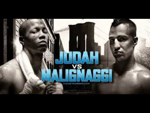 paulie malignaggi and zab judah q and a from media EsNews Boxing