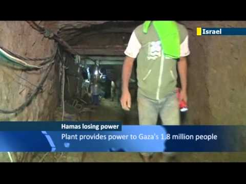 Gaza facing energy crisis as Egypt tightens border: Hamas accused of aiding Egyptian Islamists
