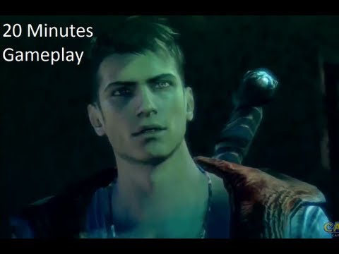 Devil May Cry 5 - DmC Gameplay Demo Pax 2012' [Walkthrough HD]